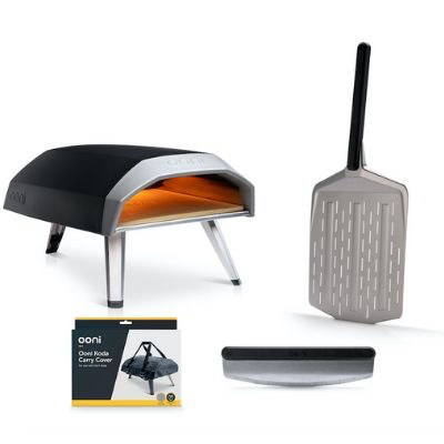 Ooni Koda Pizza Oven Bundle, Basic